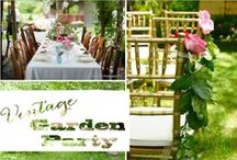 Wedding Ideas & Tips / Tips, tricks and inspiration for your wedding. See also the Rustic Wedding board