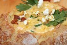 Winter warmer Cheese / Meals for winter hibernation