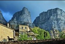 """Mikro Papigo 1700 Hotel & Spa - Zagorohoria / Mikro Papigo 1700 Hotel & Spa is not yet another hotel in the area of Zagorohoria. It is the first ever """"green"""" hotel in the whole of Epirus region that has won awards for its consciousness for ecology and combines all that you could ever wish from a boutique hotel: a fairytale landscape, an immense choice of outside activities, traditional concepts, design aesthetics, as well as, a set of unbeatable services."""