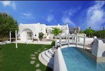 Luxury Villas in Greece! / Enjoy your holidays in top luxury villas in destinations such as Crete, Mykonos and Santorini!