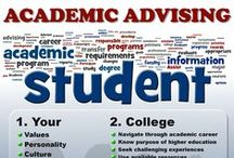 Academic Advising / This board contains information about role of an Academic Advisor, the advising career, the national organization, and different publications you can check out to learn more about the field