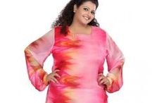 Plus Size Collection / Plus size tunics and tops