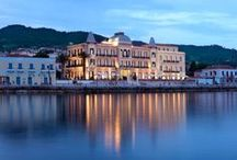 Poseidonion Grand Hotel / Poseidonion Grand Hotel is the emblematic hotel of Spetses island in Greece!