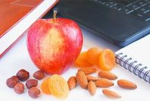 Advisor Self-Care / Healthy snack ideas, desk exercises, and more.