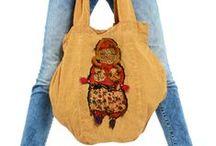 Otantik Ahu Figur Çanta Renkleri / Otantik Ahu Figür Çanta Modelli - Kadın Giyim