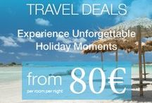 September Sales / Boutique Hotel Vacation in the top destinations in Greece.