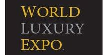 Abu Dhabi 2017 - World Luxury Expo / The World Luxury Expo, Riyadh will again be hosted at the palatial Emirates Palace, Abu Dhabi from 23rd to 25th November 2017