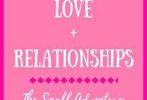 Love + Relationships / Stories, ideas and tips to a happy and long-lasting relationship and/or marriage.