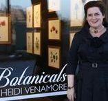 2. My Exhibitions / Exhibitions of the work of Heidi Venamore