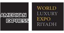 Exhibititors - Riyadh 2017 - American Express World Luxury Expo