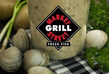 Fresh Fish Markets