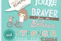 Moms&More - Inspiration / Be inspired!   Quotes, thoughts and illustrations to inspire you as woman, mother, wife, daughter, sister, employee, friend, entrepreneur...