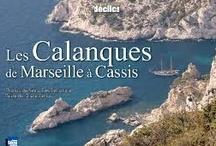 les calanques de MARSEILLE /  superbe mer mediterranée