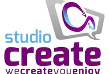 Studio CREATE | we create you enjoy / who we are, logo, info, picture....