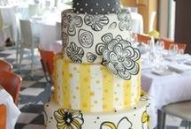 Wedding Cakes That Wow / Fun, delightful, unusual or grand wedding cakes that make you smile and/or you don't see every day