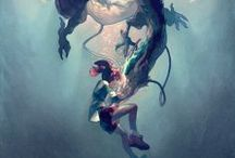 The Art Of Studio Ghibli / Hayao Miyazaki & Studio Ghibli