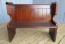 Church Furnishing / UKAA have a large selection Of Church pews for sale. UKAA buy Church pews direct from Churches across the country that are either refurbishing or being made redundant. Church pews make excellent seating for kitchen and dining tables. They also work well within a combination of Church Chairs. A Church pew in a hallway or boot room are not only very practical but look fantastic and add instant character to a room. made from oak, pine or pitch pine the quality is outstanding.