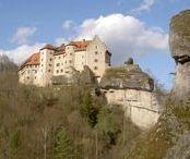 Burg Rabenstein / Burg Rabenstein in der Fränkischen Schweiz