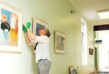 Arts & Health / The arts have the power to improve our health and wellbeing. They can reduce stress, anxiety and depression; reduce social isolation; and even speed recovery!