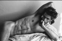 Hey, good lookin' / Hot guy book boyfriend inspiration