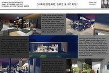 project 4 / Shakespeare Cafe & Kitapçı
