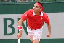 Albert Montanes - Sergio Tacchini Athletes / Albert Montanes - Sergio Tacchini Athletes