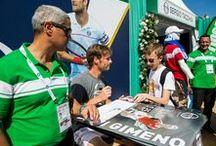 Daniel Gimeno Traver - Sergio Tacchini Athletes / Daniel Gimeno Traver - Sergio Tacchini Athlete