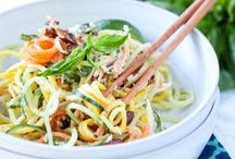 Spiralizer / What CAN'T you spiralize?