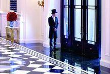Grands hôtels parisiens