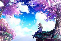 Awesome anime arts