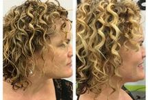 The Curls We Love / Curly hair and the products we love for them.  Curl it forward.  @:)