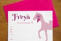 Horse / Pony Themed Birthday