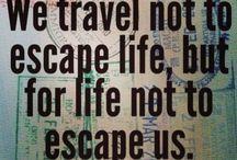 Travel / by Kira Darragh
