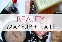 Beauty & Makeup / A beauty board with makeup I love or lust after + makeup inspiration! xoxo Kelly