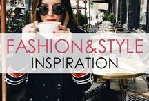 Fashion & Style Inspo / Fashion and style inspiration to help you put together a seriously fab outfit of the day! xoxo Kelly