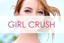 Girl Crush / It's Woman Crush Wednesday every day with these seriously hot girl crushes! xoxo Kelly