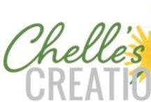 Digi - Chelle's Creations - step by step tutorial