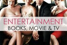 Books, Movie + TV to Love / It's fan-girl time! My books, movie and television love list. xoxo - Kelly