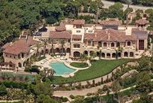 Celebrity Homes / by ~Vanessa~