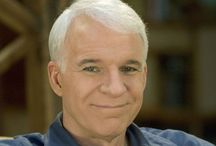 Steve Martin / Steve Martin is a comedy genius and has been for many years, my favourite actor. I adore his movies and I admire his talent, his wit and his ability to make you laugh out loud with just a look. I adore this man.  / by ~Vanessa~