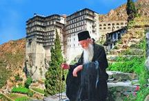 Mount Athos   Halkidiki / Mount Athos is the spiritual capital of the Orthodox Christian world, consisting of 20 monasteries and approximately 2,000 monks.  It's a unique place in the world and it's listed in UNESCO's WORLD HERITAGE MONUMENTS. Visit the oldest surviving monastic community in the world!