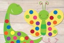 Printables for kids / by A Little Pinch of Perfect
