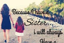 Sisters❤️ / Sisters forever❤️