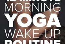 ♥ Fitness / Fitness Routines, Inspiration & Terminology