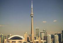 City of Toronto / Photographs of the beautiful City of Toronto