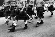 Kilt / ...is what happened to the last person to call it a skirt.