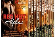 #REDHOTALPHAS / Ready to get HOT? Eleven top-selling authors have banded together to bring you 11 ALL-NEW romantic novels of love, passion, and thrilling suspense. Micah (Damage Control 1) by Jo Raven Meeting Mr. Steele by Melanie Marchande Hot Pursuit (An Iron Tornadoes MC Romance) by Olivia Rigal Somebody to Love (Rock Stars in Disguise: Tryp) by Blair Babylon and more