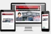 Real Estate Toronto / Toronto real estate website design, web development, seo, marketing, real estate graphics,  real estate print, mls integration,  idx integration, property listing, featured property listing,  TREB news feed integration by MaxBiz Web Solutions, info@maxbizweb.com,  www.maxbizweb.com,  647-977-4486.
