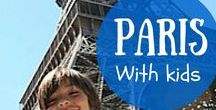 Paris with kids / From an insider parisian mom of 3, best places and lovely spots with kids in Paris