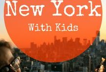 New York City with kids / What to do, to see and to enjoy with kids in NYC!